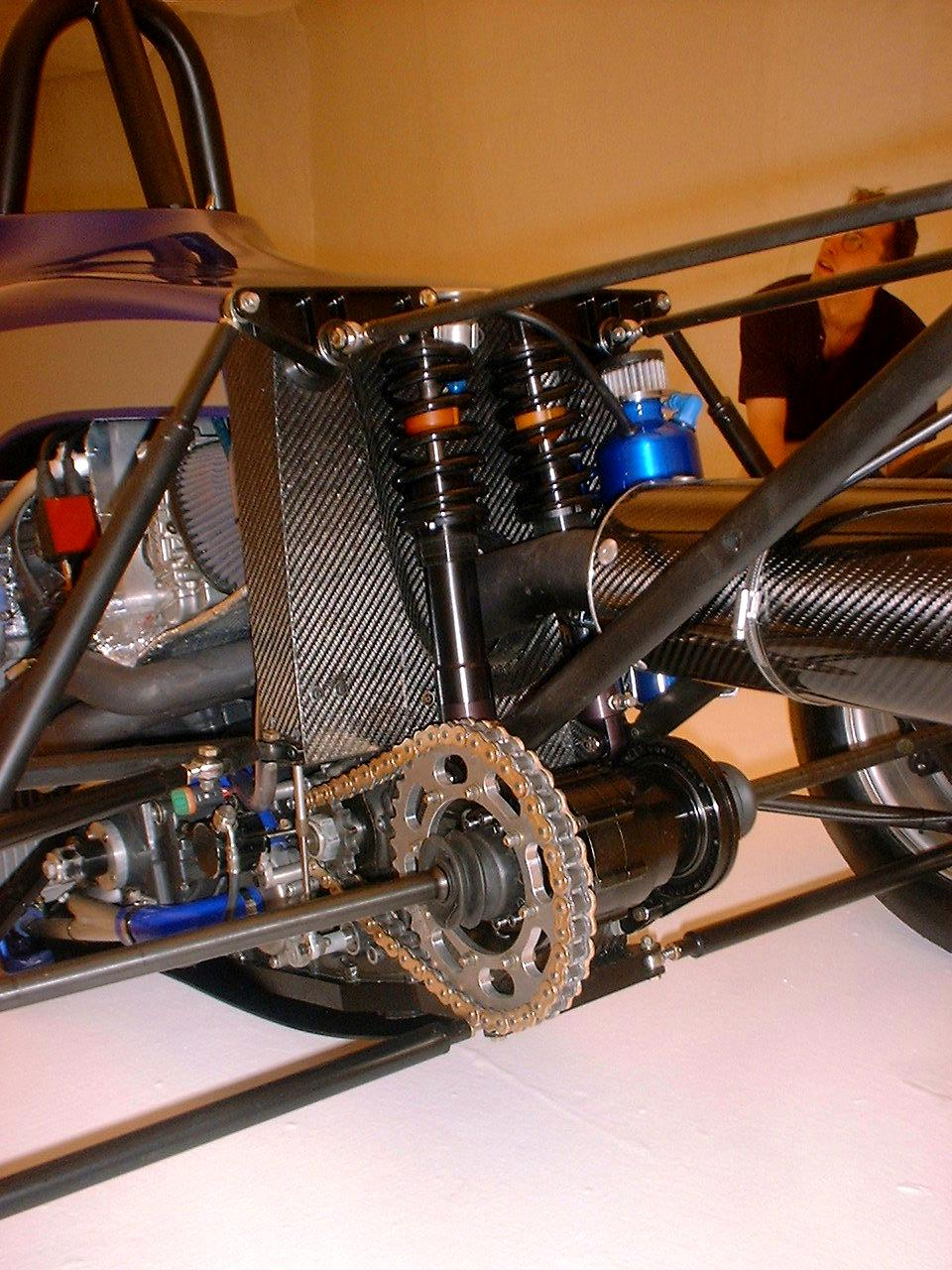 Pcd Saxon S1100 Chassis
