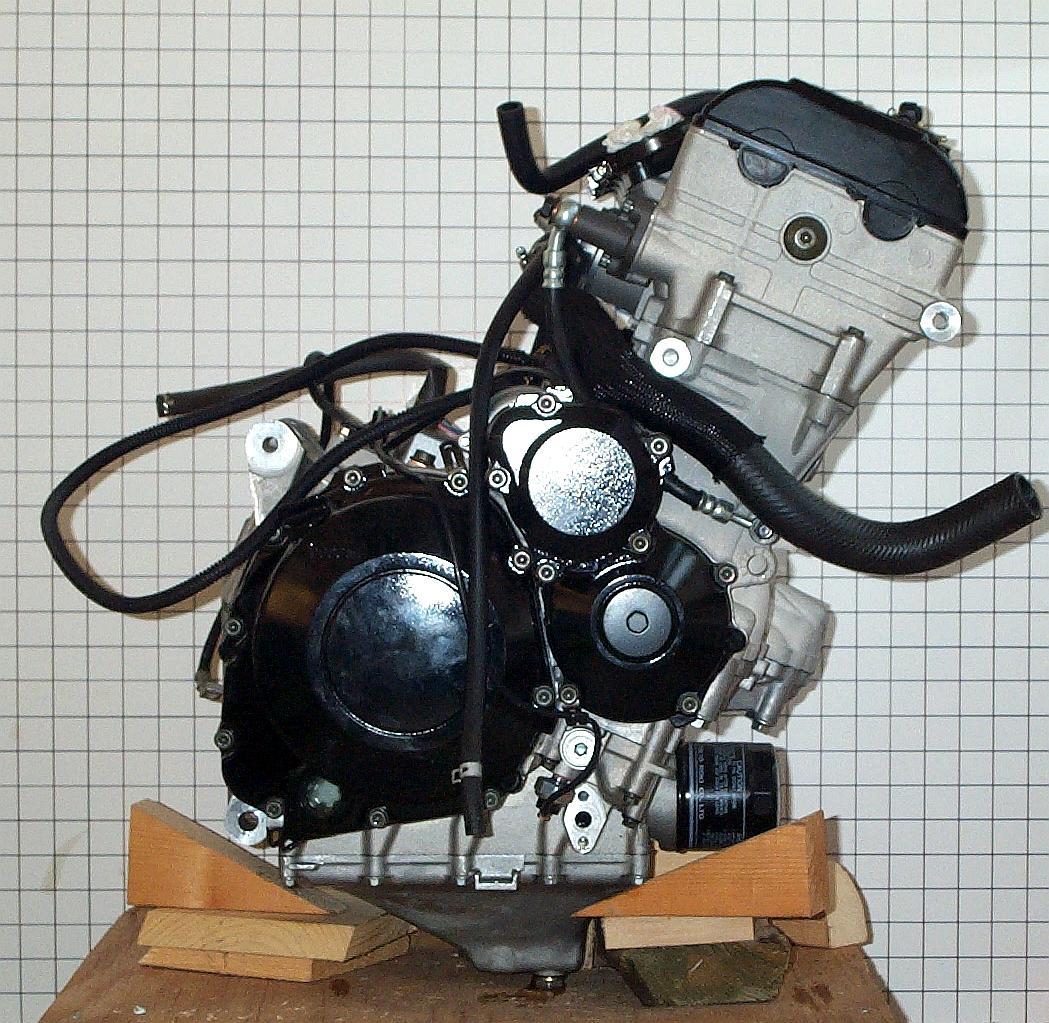 Suzuki Gsx R1000 Engine Tech Info