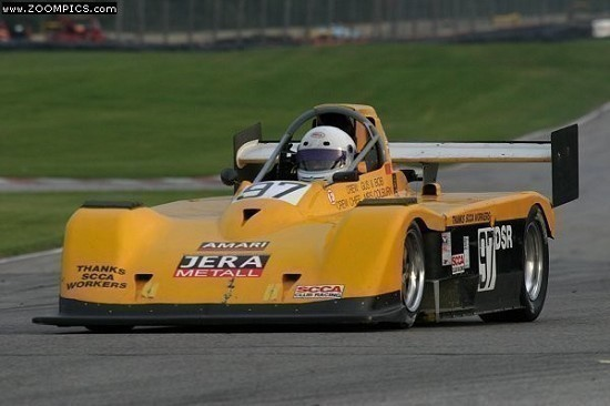 Scca Club Racing Results